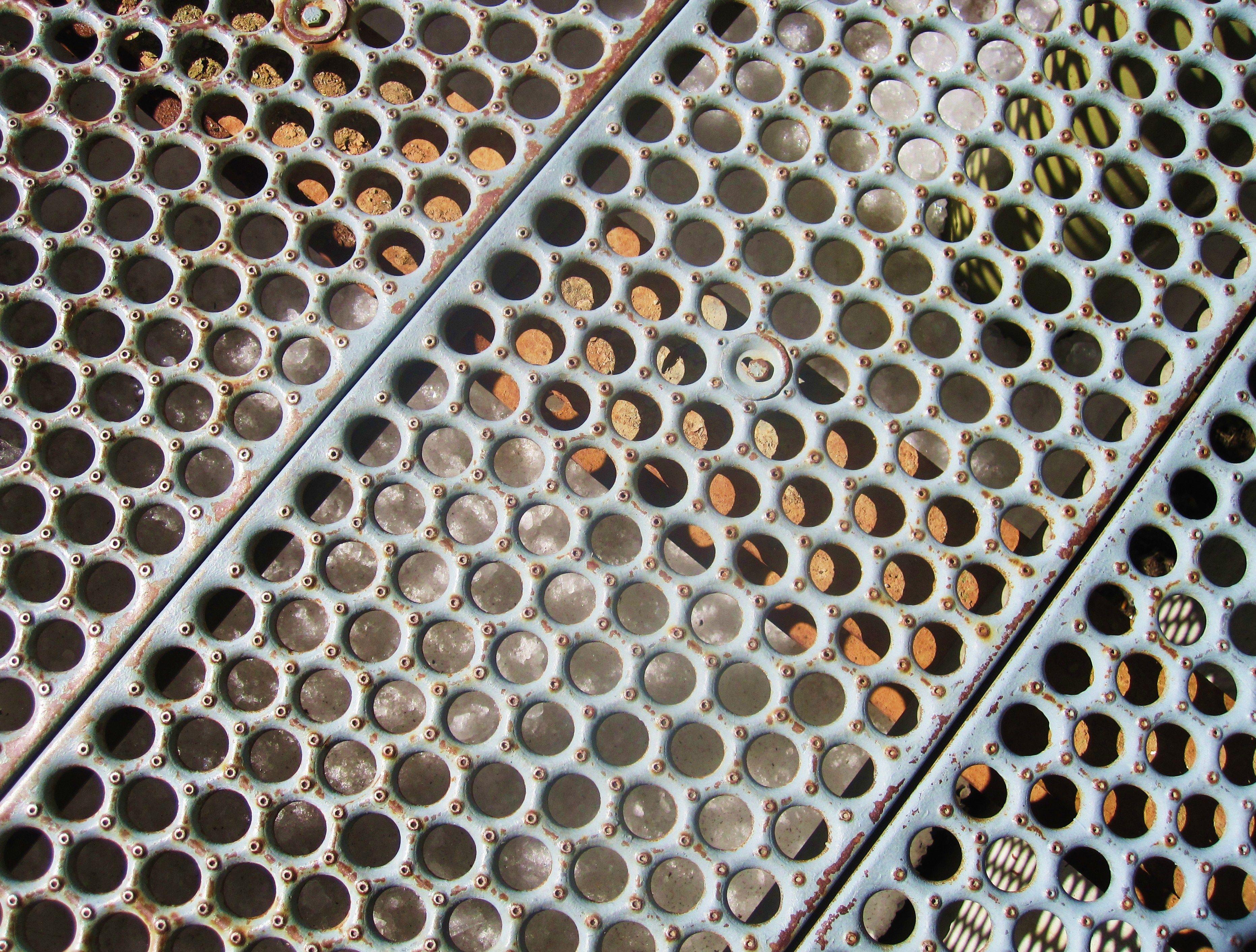 Metal Grate Metal Deck Metal Stairs Metal Garage Doors