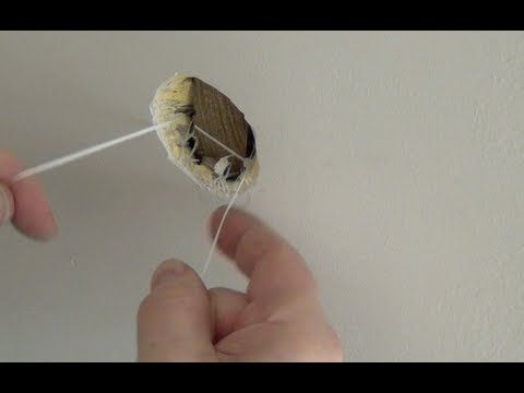 Fix door knob hole in wall without using drywall Walls
