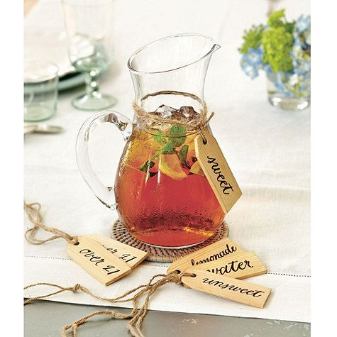 Southern Living Set Of 6 Beverage Tags