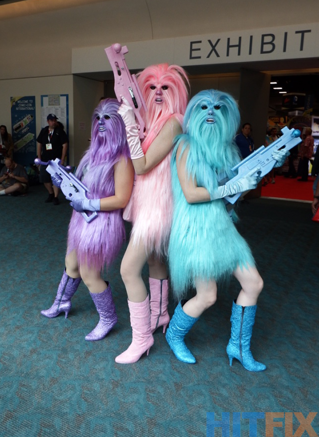 imballaggio forte cerca le ultime taglia 40 18 cosplayers who COMPLETELY stole the show at Comic-Con ...