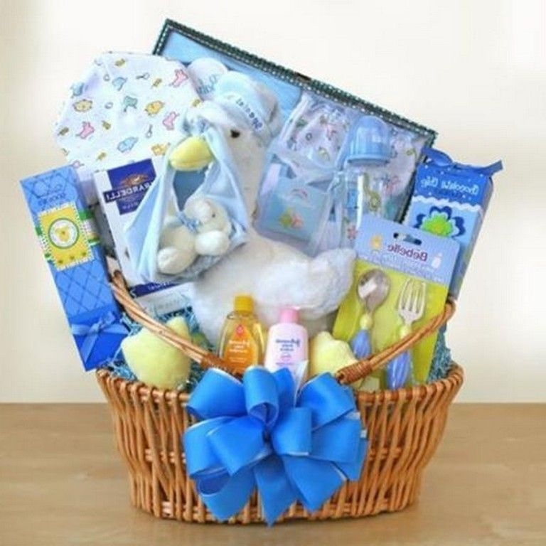 35 Inspiring Diy Baby Shower Gift Basket Ideas Baby Shower