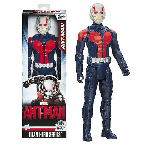 Ant Man 12 Inch Titan Heroes Action Figure Ant Man Marvel Toys Action Figures