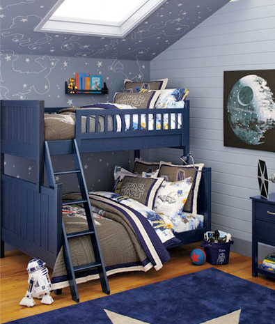 Find Inspiration Here To Create Fantastic Decor For Kids Bedroom Using Blue Decorations Discover More At Star Wars Kids Room Star Wars Bedroom Kid Room Decor