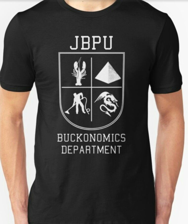 8523ffec53a Jordan B Peterson University Buckonomics Department College Style ...