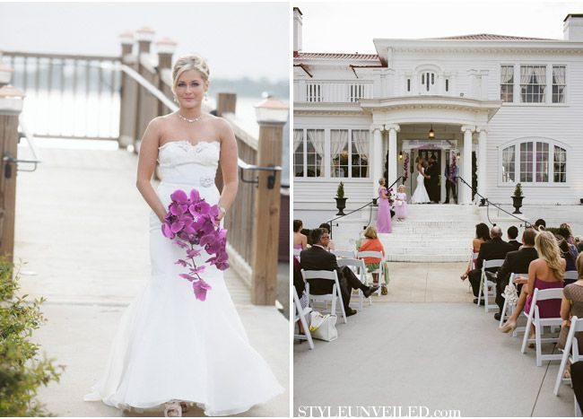 A Suffolk Virginia Real Wedding At The Historic Obici House