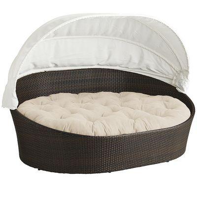 Double Sunasan™ Bed – Mocha