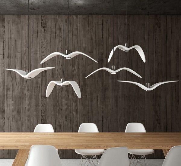 Brokis Night Birds Suspension Lamp Pinterest Lights