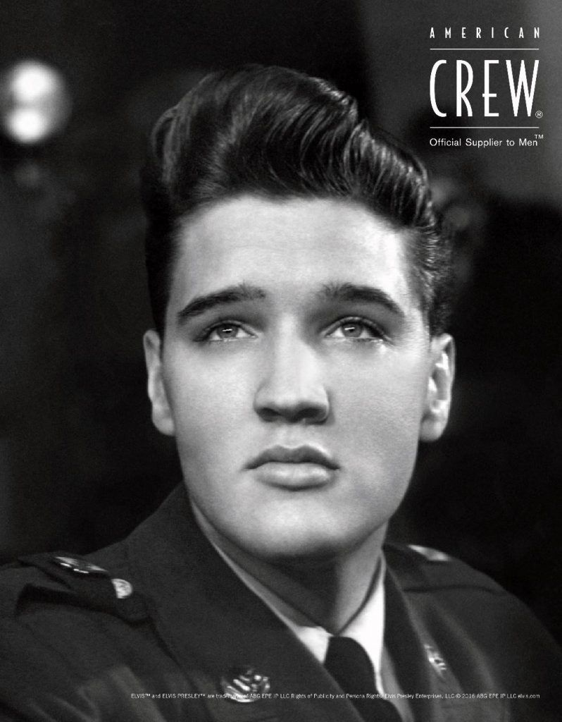 how to get elvis hair style how to style a modern pomp with americancrew sp hair 4649