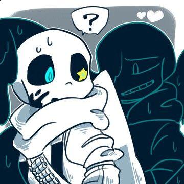 Ink sans x Nightmare Sans | Undertale comic | Undertale