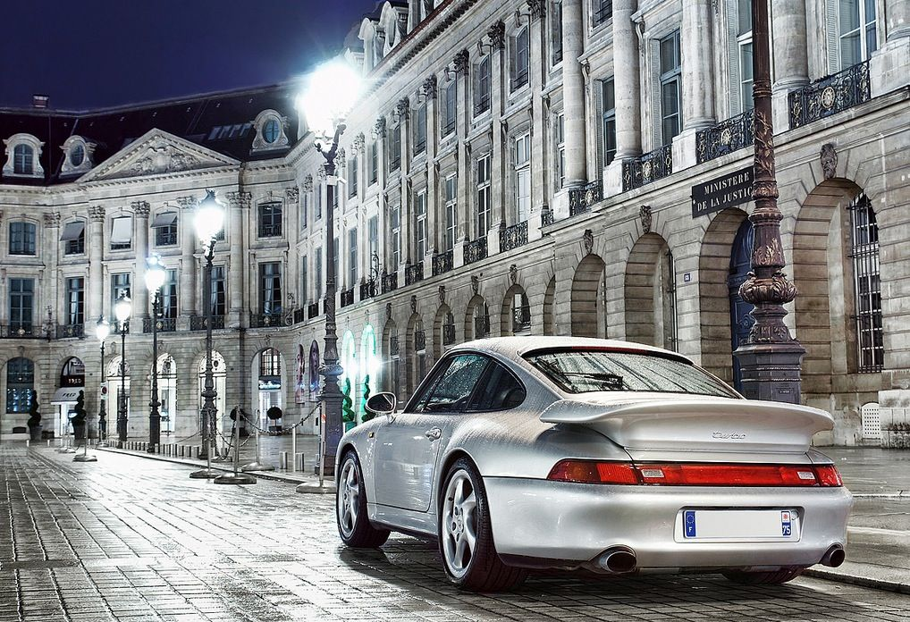 Porsche 911 Turbo (Type 993)