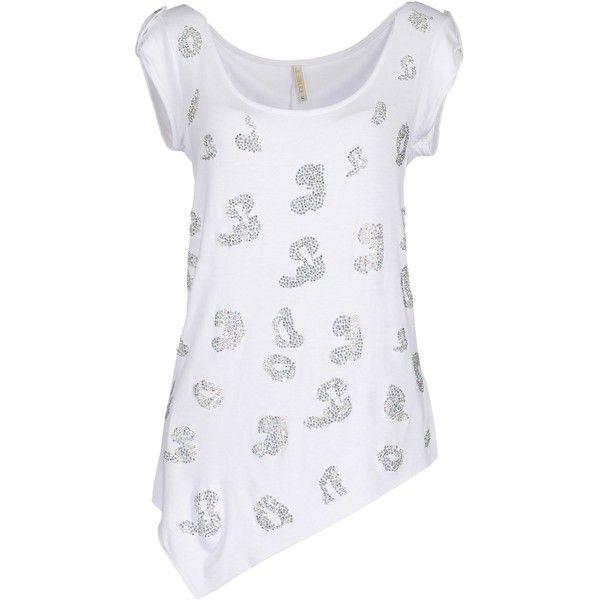 MET Sleeveless t-shirt ($69) ❤ liked on Polyvore