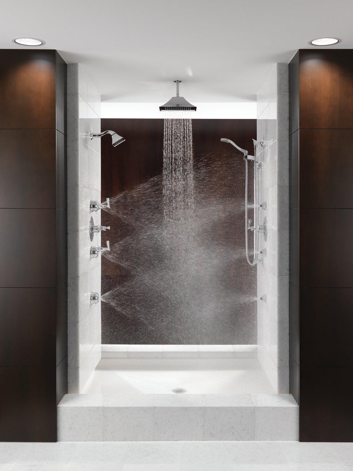 Transform Your Bathroom Into A Luxurious Spa Dream Shower Systems Multi Head