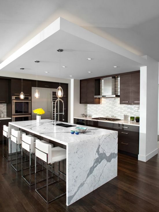 Drop Ceiling Lighting Ideas Pictures Remodel And Decor Kitchen - Kitchen drop ceiling remodel