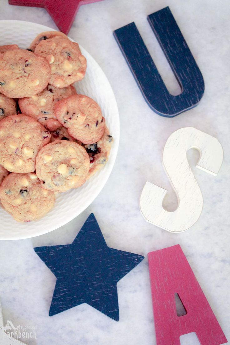 Celebrate this summer with our favorite patriotic treat - no food coloring required!   Cookies   July 4th   Memorial Day   Independence Day   Kids Kitchen   Cooking with Kids   Desserts   Summer