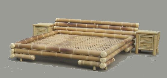 Bamboo Bed Frame 368 Interior Designs Ideas Bamboo Bed Frame