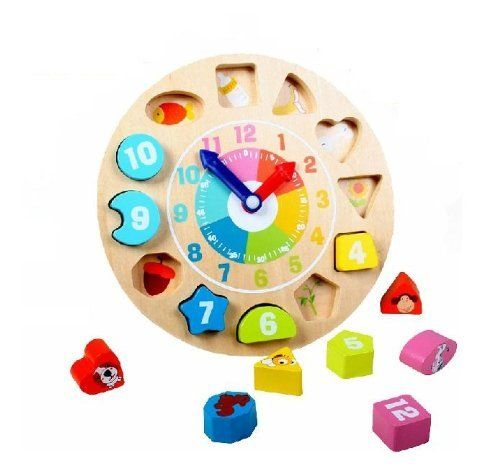 2 3 Year Old Toys : Itemship animal prints pairing cognitive wooden blocks