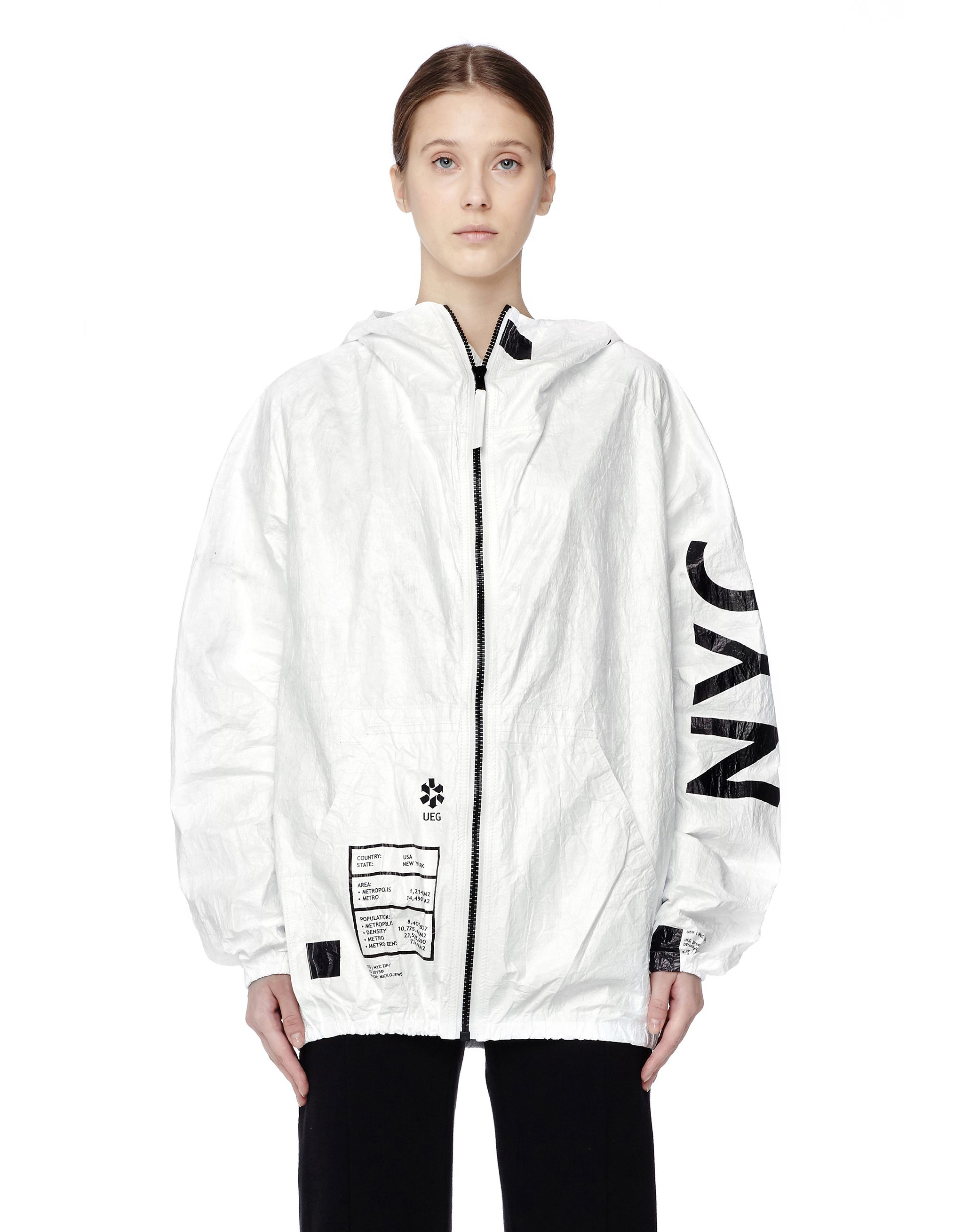 89de08a91aca NYC  tyvek jacket by UEG — SVMoscow   Stylish sporty dames   Jackets ...