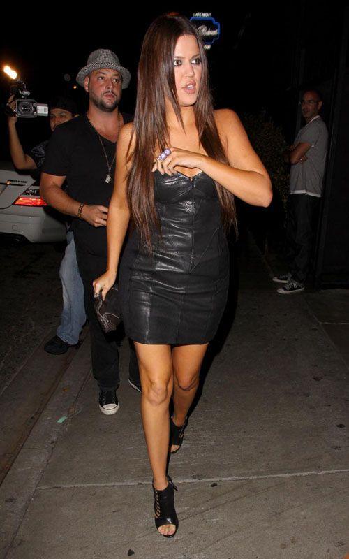 Dinner at STK…Sooooo Good!!! – Khloe Kardashian official web site