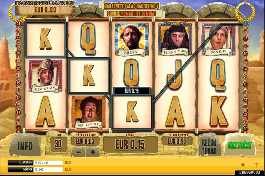 Vaše výhry sa navýšia vďaka špeciálnym symbolom a bonusom ako roztočenia zadarmo a progresívny jackpot.  http://www.automatove-hry-zadarmo.com/hry/life-of-brian-automat-online #lifeofbrian #automatovehry #vyhra