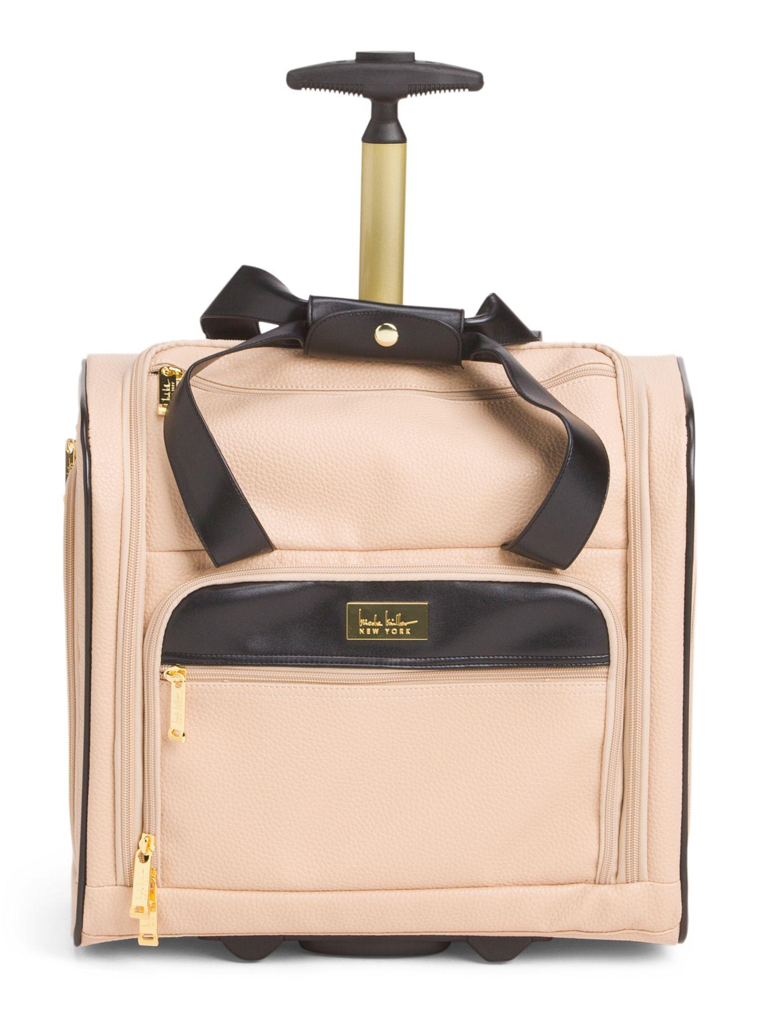 c1ca11d7e366 NICOLE MILLER 15in Sharon Under Seat Bag