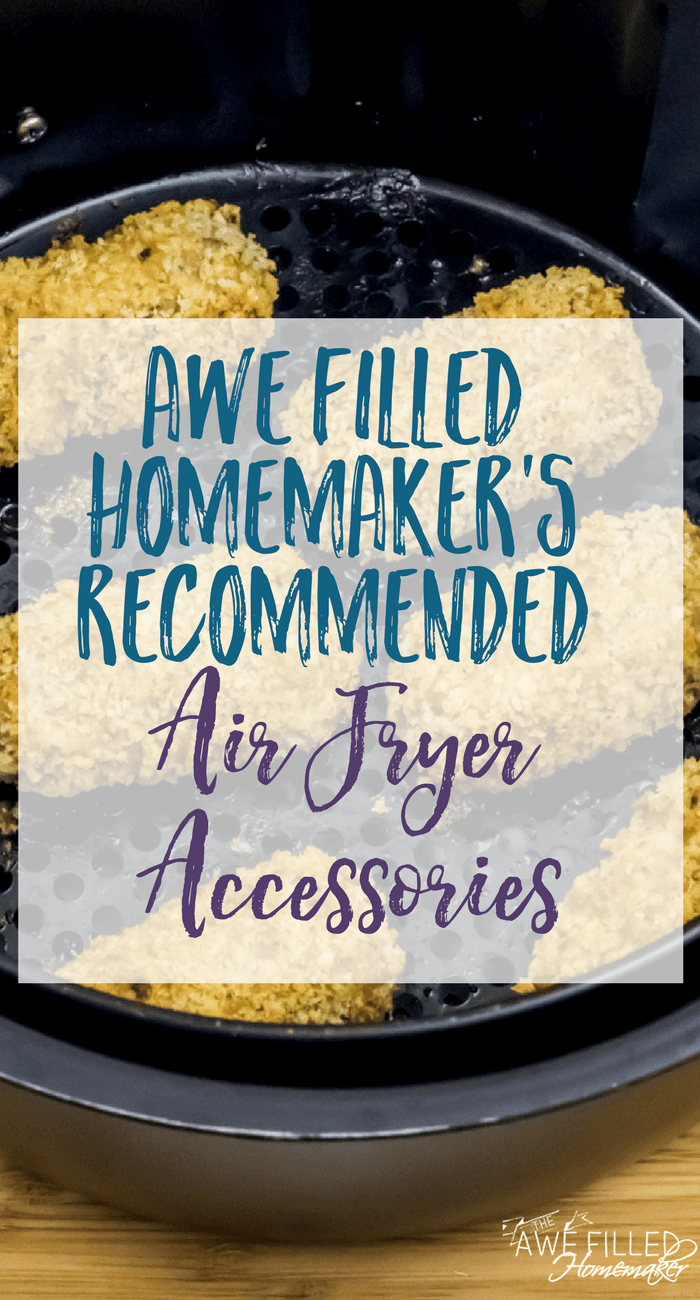Recommended Air Fryer Accessories | Instant pot, Air fryer recipes ...