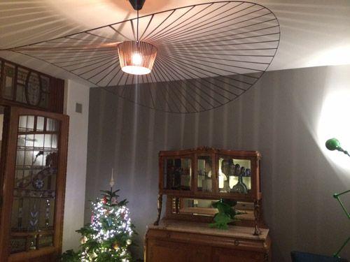 lampe vertigo cuivre constance guisset diteur petite friture deco sympa pinterest lampe. Black Bedroom Furniture Sets. Home Design Ideas