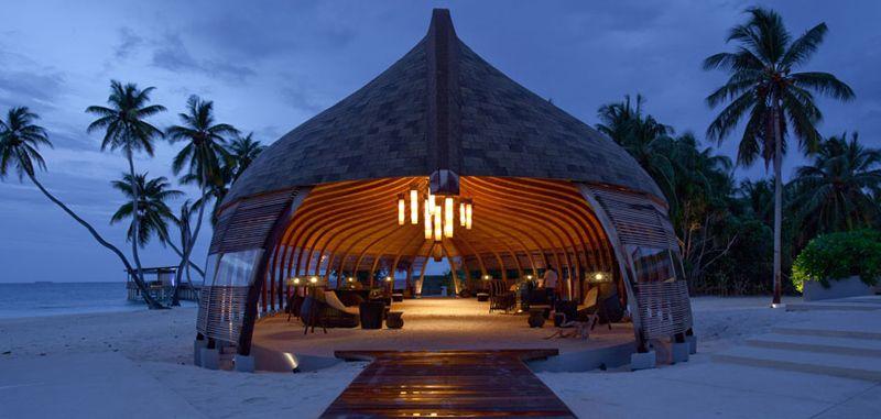 Allilia Resorts, Maldives.