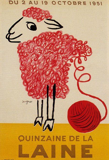 quinzaine de la laine, du 2 au 19 octobre 1951