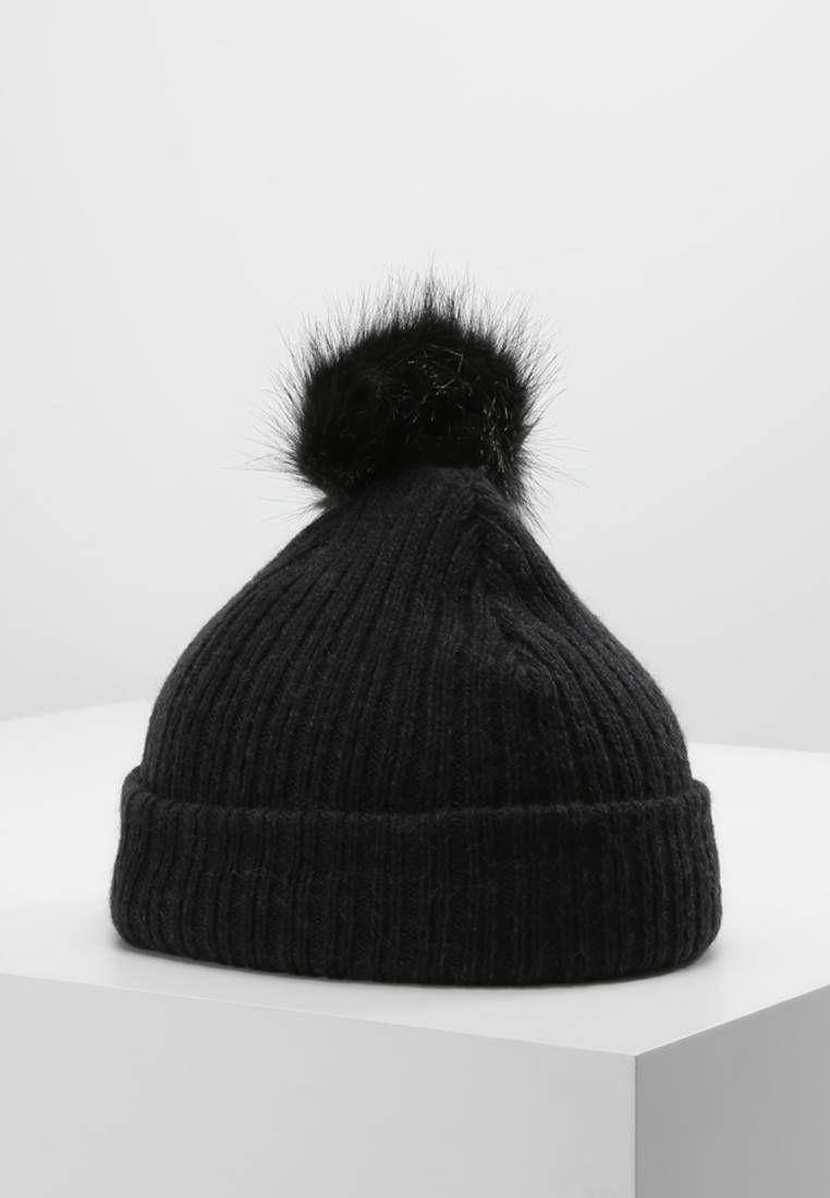 ONLPAULA POM POM HAT - Berretto - black. Avvertenze Non asciugare in a6245f898b6d