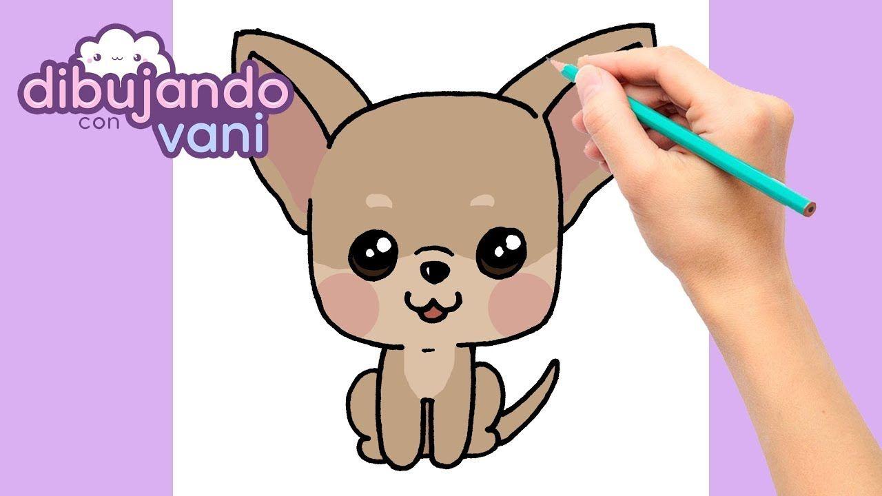 Como Dibujar Un Perro Chihuahua Paso A Paso Dibujos Para Dibujar Dib Como Dibujar Un Perro Dibujos De Perros Dibujo De Perro