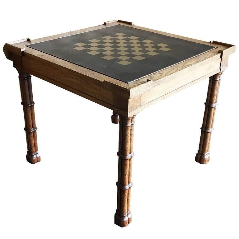 Antique Game Table 1