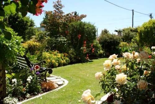 Garden Design Ideas Large Gardens   Interior design inspiration ...