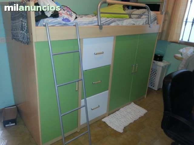 MIL ANUNCIOS.COM - Camas almacenaje. Muebles camas almacenaje. Venta ...