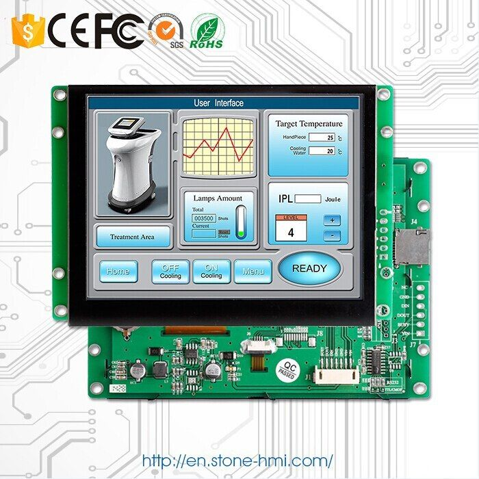 5.6 Inch Cheap Price TFT LCD Multimedia Display Screen 65K Color Screen #touchscreendisplay
