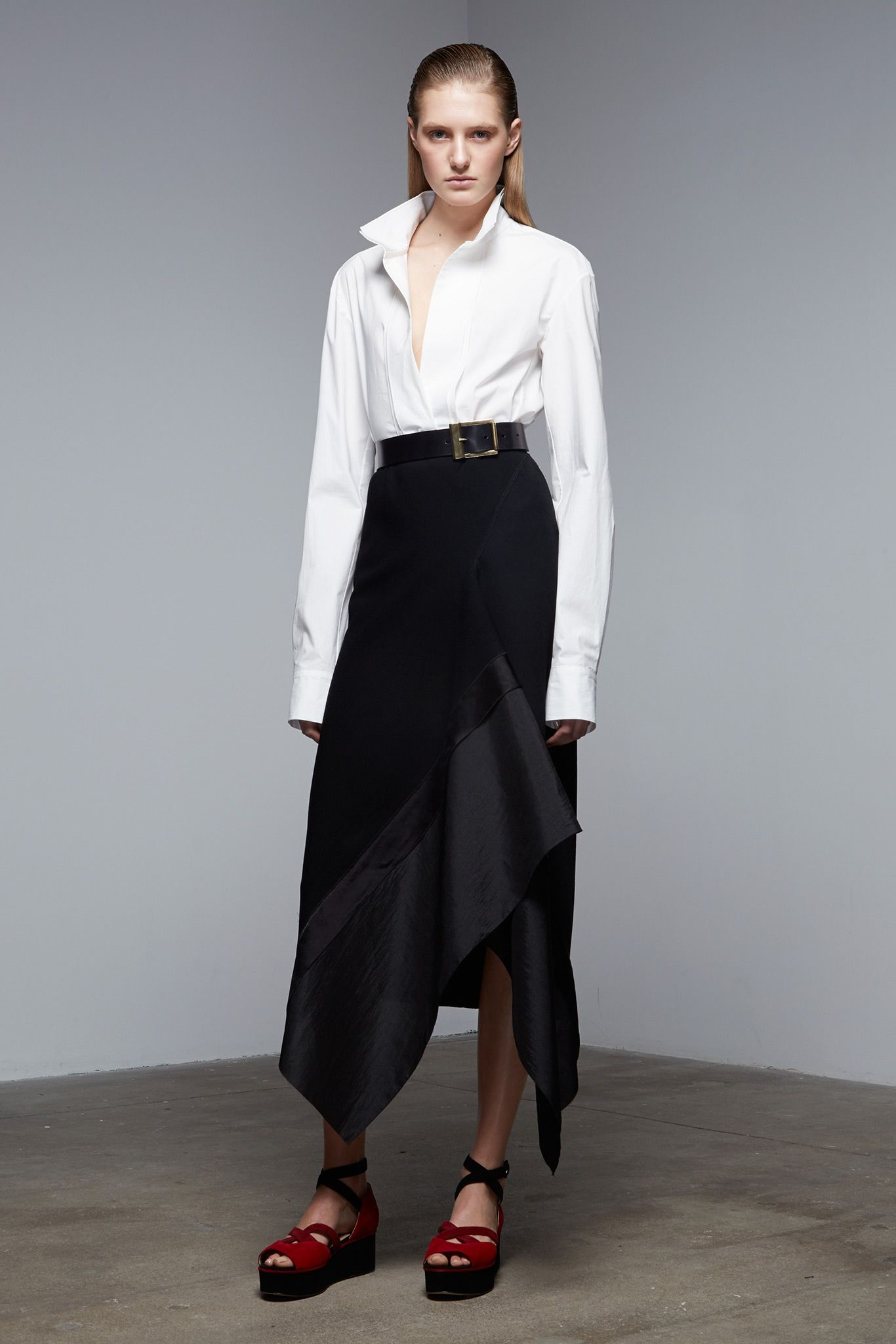 Donna Karan Pre-Fall 2015 - Collection - Gallery - Style.com