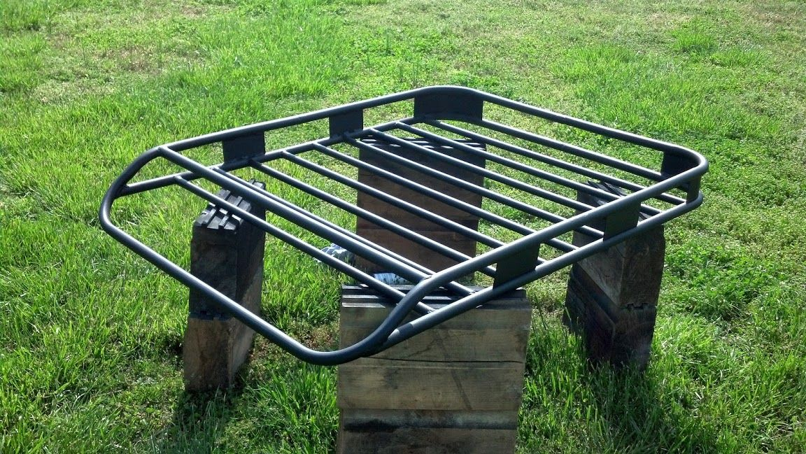 Build Your Own Roof Rack For 70 Jeepforum Com Roof Rack Truck Roof Rack Car Roof Racks