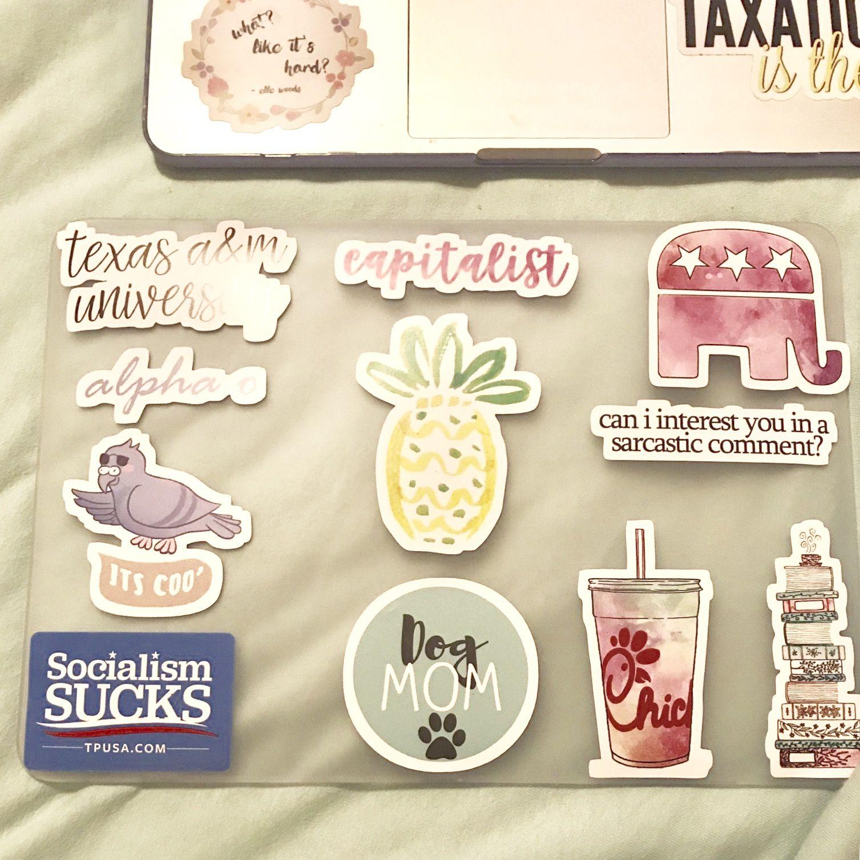 Caro Owens Designs Shop Cute Laptop Stickers Laptop Stickers