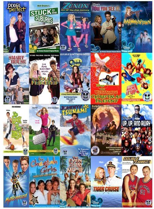 Old Disney Channel On Tumblr Disney Channel Movies Old Disney Movies Old Disney Channel