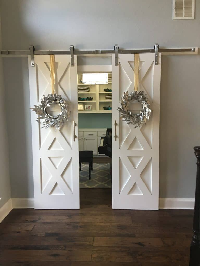 28 Best Barn Doors Get The Look Thetarnishedjewelblog Double Sliding Barn Doors Bedroom Barn Door Barn Doors Sliding