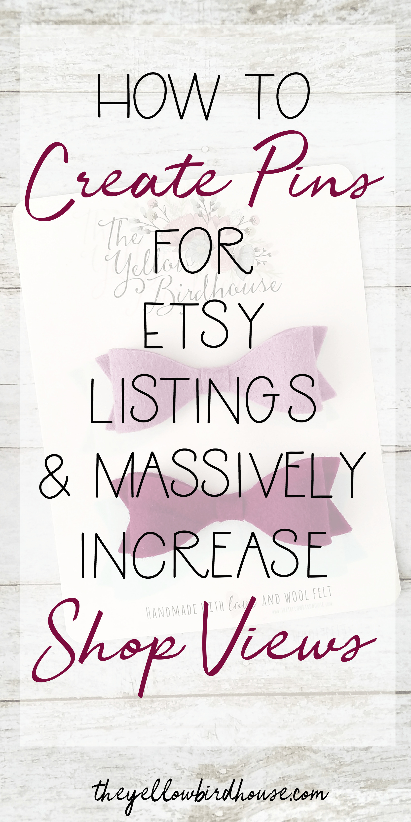 560d814e082b9 How to Create Pins for Etsy Listings and Add Them to Pinterest | How ...