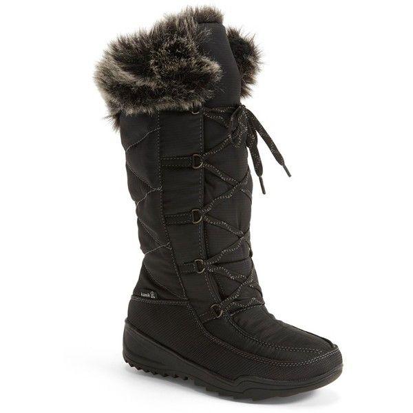 Kamik 'Porto' Waterproof Winter Boot, 1 12