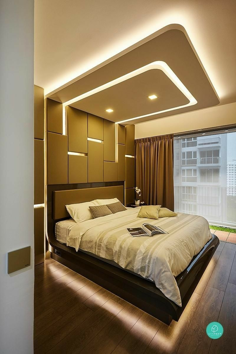 16+ Supreme False Ceiling Fabrics Ideas | Bedroom false ...
