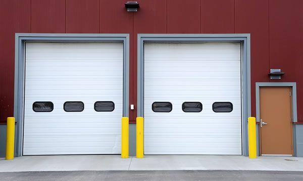 Image Result For Glass Loading Dock Garage Door Repair Garage Doors Commercial Garage Doors