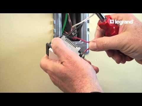 Adorne How To Install A Tru Universal Dimmer 3 Way Circuit Dimmer Installation Circuit
