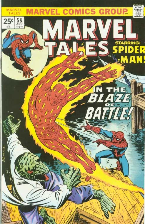 Classic+Comic+Book+Covers | Classic Covers 1969 Spider-Man THE LIZARD LIVES!