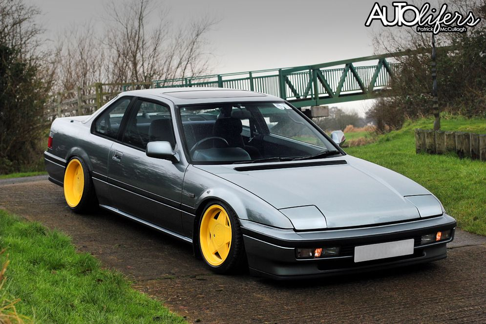Torchlight Phil Guiney S Juiced Lude Honda Prelude Hydraulic