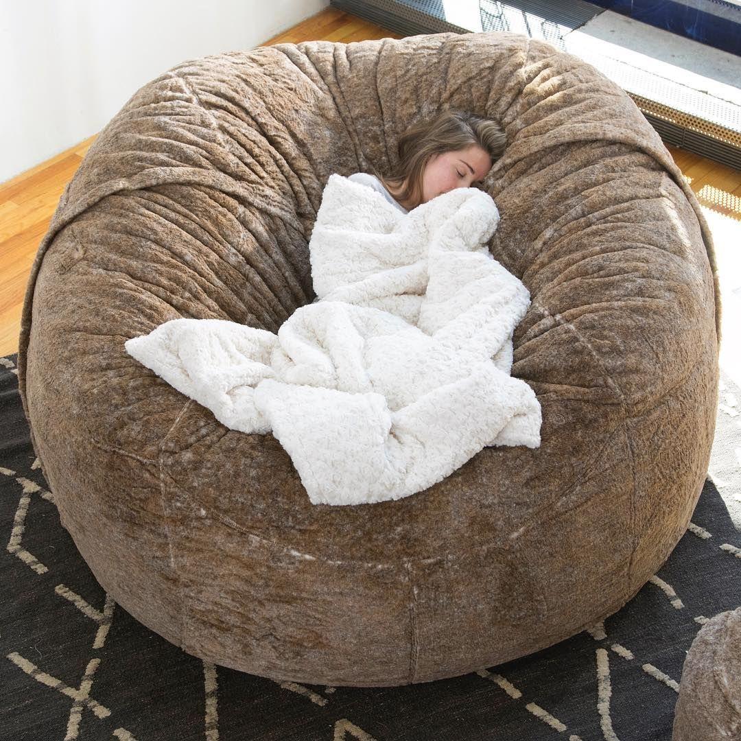 Bean Bag Chair, Decor, Home Interior Design