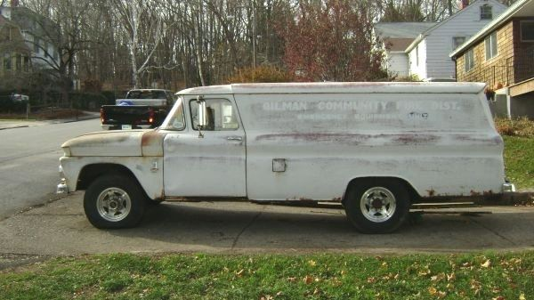 2f8a4f8097 1963 Chevrolet C30 Panel Truck for sale