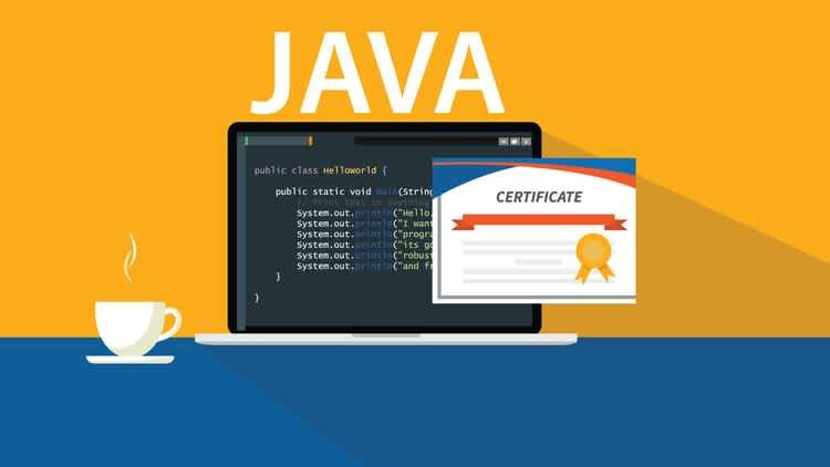 Java Certification The Complete Practice For 1z0 808 Exam Udemy