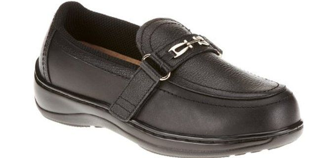 Orthofeet Chelsea(Women's) -Black Leather Official Site Cheap Price g0OFtzFywJ